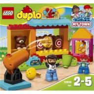 LEGO 10839 デュプロ デュプロのまち 'まとあて'