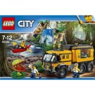 LEGO 60160 シティ ジャングル探検移動基地