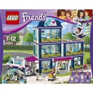 LEGO 41318 フレンズ ハートレイクシティの病院