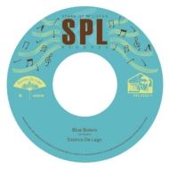 Blue Bolero / Kung Fu Rock (7インチシングルレコード)