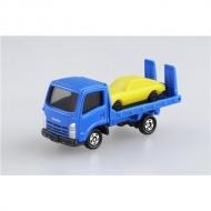 トミカ 060 いすゞエルフ 車両運搬車(箱)