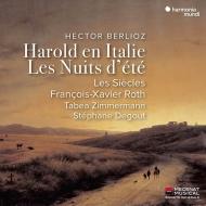 イタリアのハロルド、夏の夜 フランソワ=グザヴィエ・ロト&レ・シエクル、タベア・ツィンマーマン、ステファヌ・ドゥグー
