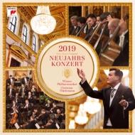 ニューイヤー・コンサート2019:クリスティアン・ティーレマン指揮&ウィーン・フィルハーモニー管弦楽団 (3枚組アナログレコード/Sony Classical)
