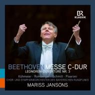 ミサ曲ハ長調、『レオノーレ』序曲第3番 マリス・ヤンソンス&バイエルン放送交響楽団