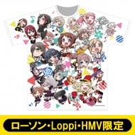 フルグラフィックTシャツ / ガルパ☆ピコ【ローソン・Loppi・HMV限定】