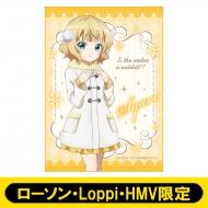 A3マイクロファイバータオル(シャロ)【ローソン・Loppi・HMV限定】