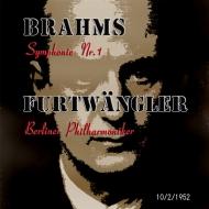 Brahms Symphony No.1 (1952), Beethoven Symphony No.1 (1954): Wilhelm Furtwangler / Berlin Philharmonic