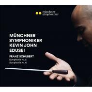交響曲第5番、第6番 ケヴィン・ジョン・エドゥセイ&ミュンヘン交響楽団