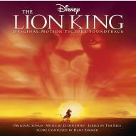 ライオン・キング オリジナルサウンドトラック (アナログレコード/Walt Disney)