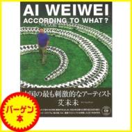 【バーゲン本】 アイ・ウェイウェイ-何に困って? CD‐ROM付き