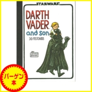 【バーゲン本】 DARTH VADER and son 30 POSTCARDS