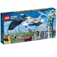 レゴ シティ 空のポリス指令基地 60210