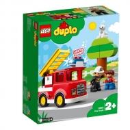 レゴ デュプロ 光る!鳴る!消防車 10901
