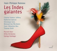 『優雅なインドの国々』 ジェルジュ・ヴァシェジ&オルフェオ管弦楽団、パーセル合唱団、ヴェロニク・ジャンス、他(2CD)