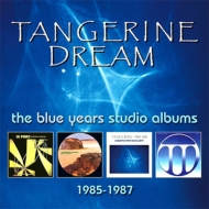 Blue Years Studio Albums 1985-1987 (4CD)