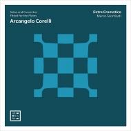 リコーダーによるソナタと協奏曲集 マルコ・スコルティカーティ、エストロ・クロマティコ