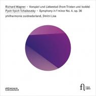 Tchaikovsky Symphony No.4, Wagner Tristan und Isolde Prelude & Liebestod : Dmitri Liss / Philharmonie Zuidnederland