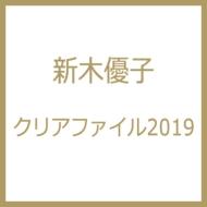 新木優子クリアファイル2019
