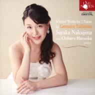 Works For 2 Pianos: 中島彩也香花岡千春