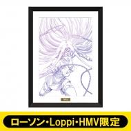 複製原画(B:ライダー)【ローソン・Loppi・HMV限定】