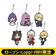 ラバーストラップセット(6個セット)【ローソン・Loppi・HMV限定】