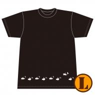 Tシャツ(ハンペン&フィール) Lサイズ / ワイルドアームズ ミリオンメモリーズ