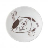 豆皿(ブラウン)