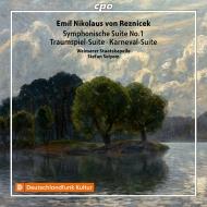 交響的組曲第1番、組曲『謝肉祭』、組曲『夢の戯曲』 シュテファン・ソリョム&シュターツカペレ・ヴァイマール