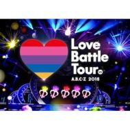A.B.C-Z 2018 Love Battle Tour (Blu-ray)