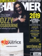 METAL HAMMER (Feb#318)2019