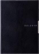 高橋 手帳 2019年 4月始まり ディアクレール1 B6判 黒 No.621