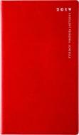 高橋 手帳 2019年 4月始まり リベルデュオ3 手帳判 クラッシーレッド No.793