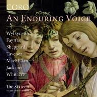 不朽の声〜チューダー朝と20世紀、21世紀の名曲 ハリー・クリストファーズ&ザ・シックスティーン