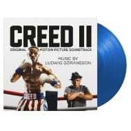 クリード 炎の宿敵 オリジナルサウンドトラック (ブルー・ヴァイナル仕様/180グラム重量盤レコード/Music On Vinyl)