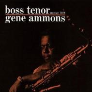 Boss Tenor (高音質盤/200グラム重量盤レコード/Analogue Productions*JZ)