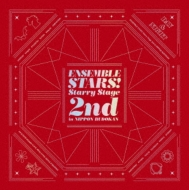 あんさんぶるスターズ!Starry Stage 2nd 〜in 日本武道館〜BOX盤 (Blu-ray)