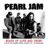 State Of Love And Trust: Live At The Cabaret Metro.Chicago 1992 - FM Broadcast (アナログレコード/Wax Radio)