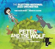 Peter & Wolf: 小曽根真(P)Scottish National Jazz O Tam Dean Burn(Narr)