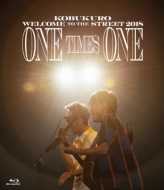 KOBUKURO WELCOME TO THE STREET 2018 ONE TIMES ONE FINAL at 京セラドーム大阪 (Blu-ray)