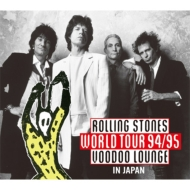 Voodoo Lounge Tokyo <Live At The Tokyo Dome, Japan, 1995 / Japanese Version / 3 Disc Set> (Blu-ray+2SHM-CD)