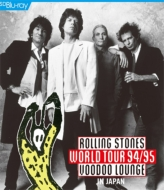 Voodoo Lounge Tokyo <Live At The Tokyo Dome, Japan, 1995> (Blu-ray)