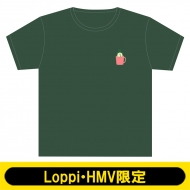 刺繍Tシャツ(L)/ AT living【Loppi・HMV限定】[2回目]