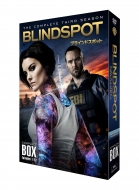 ブラインドスポット<サード・シーズン>DVD コンプリート・ボックス(4枚組)