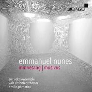 『ミンネザング』『モザイクの』 マルクス・クリード&SWRシュトゥットガルト声楽アンサンブル、エミリオ・ポマリコ&ケルンWDR交響楽団
