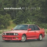 unreleased, MISC.VOL.3 (2枚組アナログレコード)