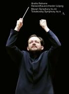 チャイコフスキー:交響曲第6番『悲愴』、モーツァルト:交響曲第40番 アンドリス・ネルソンス&ゲヴァントハウス管弦楽団