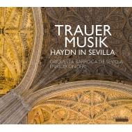 18世紀アンダルシアの葬送音楽〜ハイドン:交響曲第44番『悲しみ』、他 エンリコ・オノフリ&セビリア・バロック管弦楽団