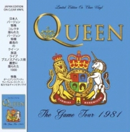 Game Tour 1981 (クリア・ヴァイナル仕様/アナログレコード/CODA Publishing)