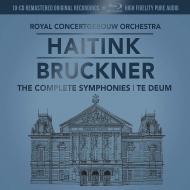 交響曲全集、テ・デウム ベルナルド・ハイティンク&コンセルトヘボウ管弦楽団(1963-72)(10CD+ブルーレイ・オーディオ)