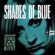 ドン・レンデル&イアン・カー・クインテット『Shades Of Blue』JAZZMANリイシューLPが再入荷